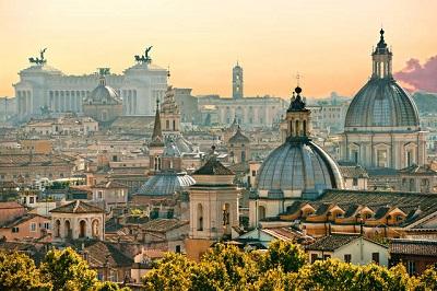 Il centro storico di Roma, patrimonio UNESCO