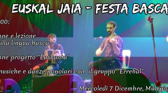 festa basca roma