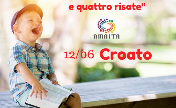 Una lingua, due risate e quattro chiacchiere-Croato